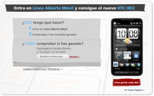 La Caixa y HTC