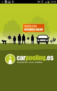 Carpooling.es - Portada